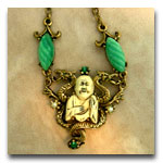 Budda & Dragons Necklace