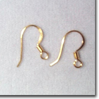 Gold Ear Wires
