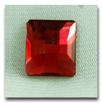 Faceted Ruby Square