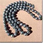 10mm Faceted Hematite